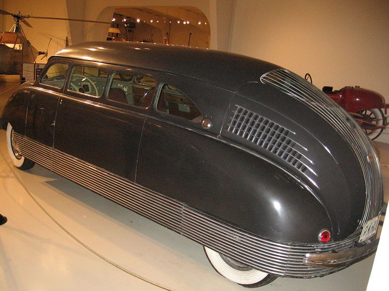 1935 Stout Scarab at Owls Head Transportation Museum Owls Head ...