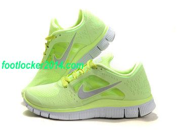 official photos b8e1d 3c24a Nike Free Run 3 5.0 Fluorescence Yellow For Running For ...