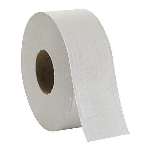 Georgia Pacific Professional 12798 Jumbo Jr Bathroom Tissue Roll, 9