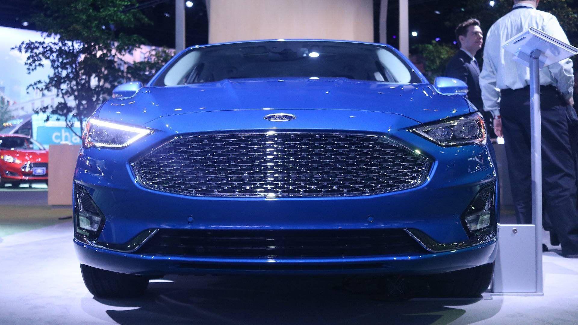 Neue Bewertung 2021 Ford Taurus Sho