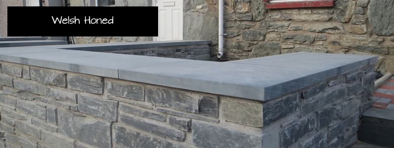 Image Result For Coping Stones Parapet Walls Slate Wall Garden Wall Coping Stone