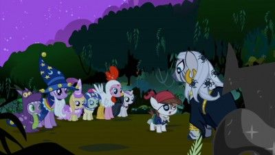 My Little Pony Friendship Is Magic: Spooktacular Pony Tales : DVD Talk Review of the DVD Video