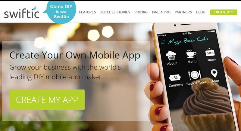 5 Platform Terbaik Untuk Membuat Aplikasi Tanpa Koding Androbuntu Aplikasi Ios Aplikasi Android