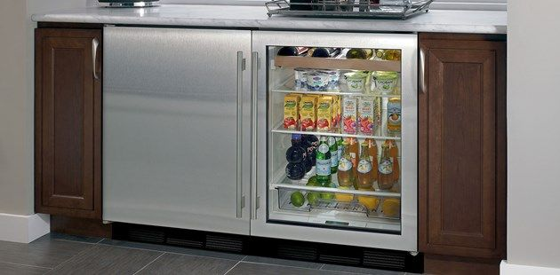 Uc 24bg Beverage Center Sub Zero Liances