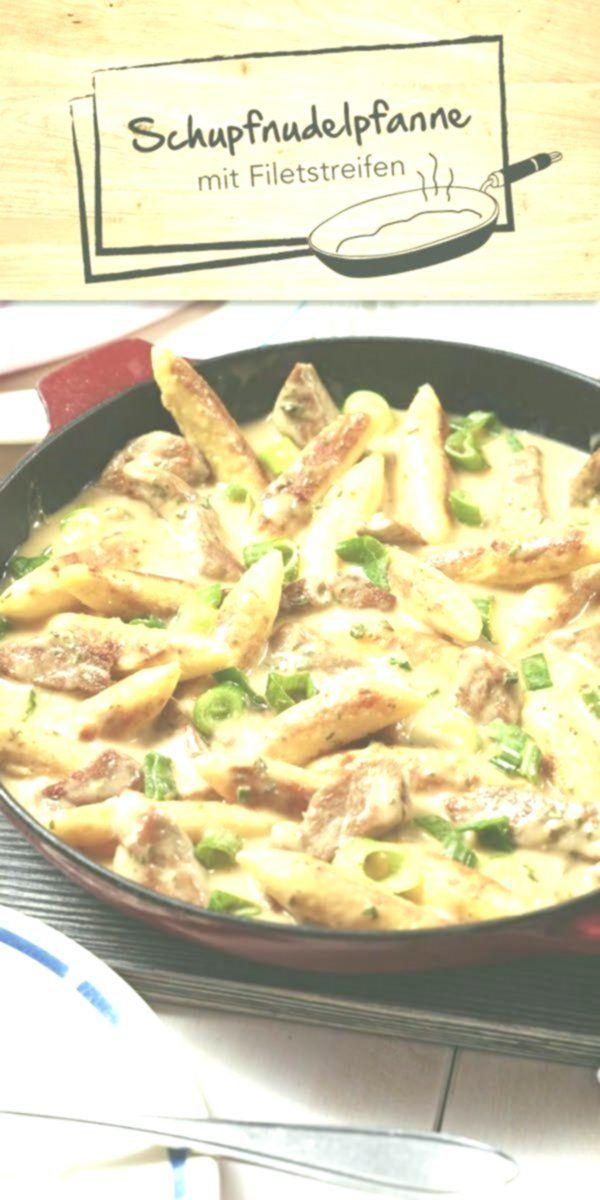 Schupfnudel-Gerichte sind ein Klassiker und lassen sich perfekt nach deinem Gesc... -