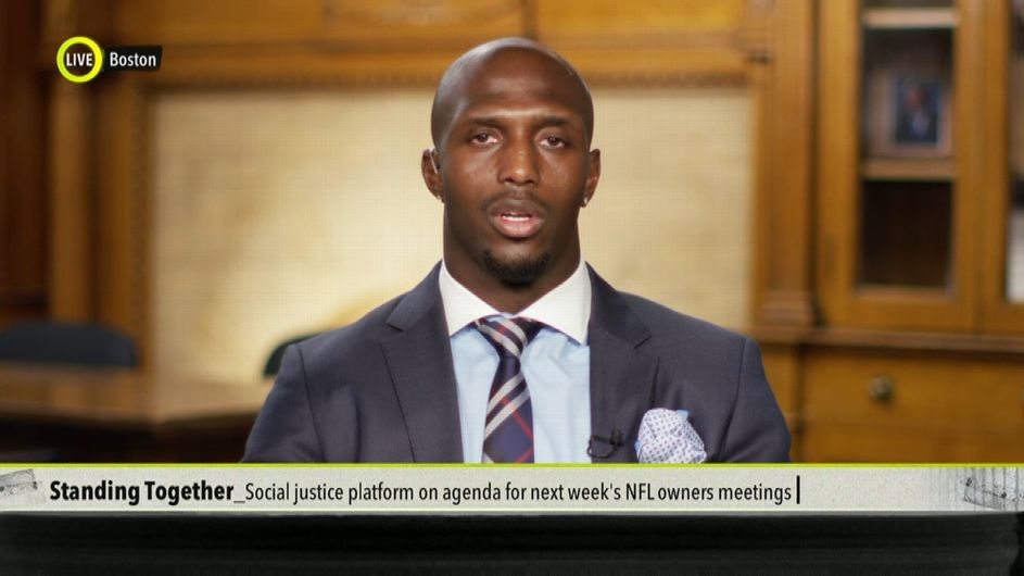 McCourty Activism reason why Reid unsigned Free agent