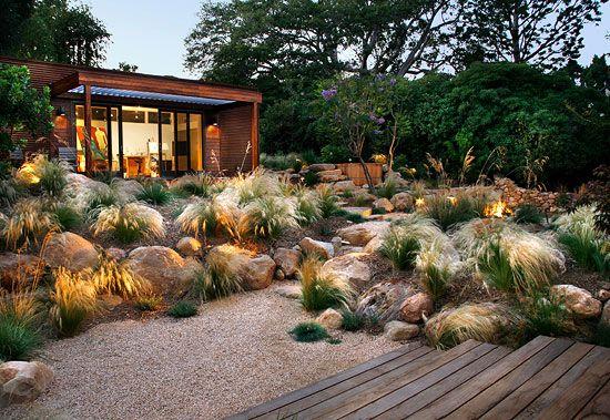 Grace Design Ociates Contemporary Landscape Santa Barbara By Margie