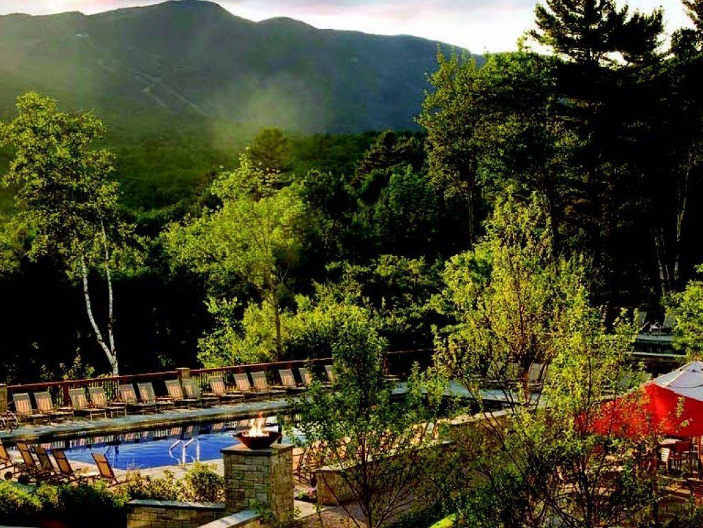 Relaxing SPA, Stowe Vermont