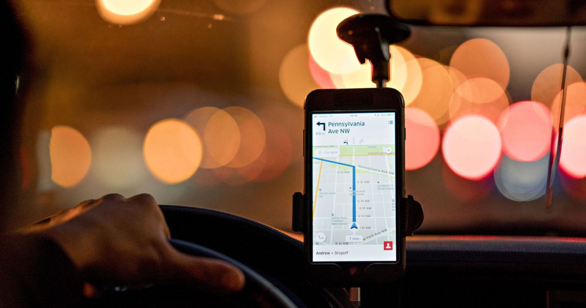 Next Stop, Uberland The Onrushing Algorithmic Future of