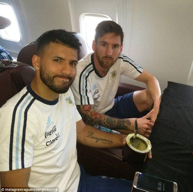 Messi Et Son Mate Instagram Messi Yerba Mate