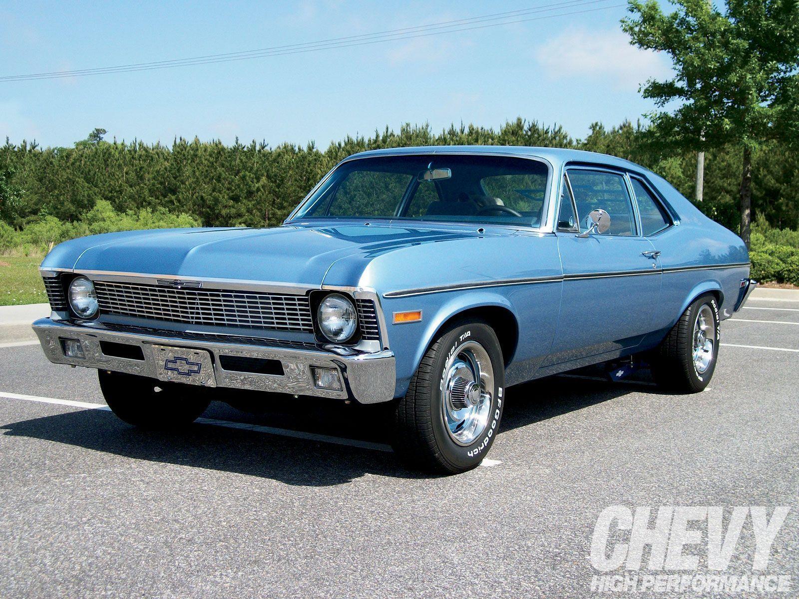 1970 Chevrolet Nova Chevy Nova Muscle Cars For Sale Chevrolet Nova