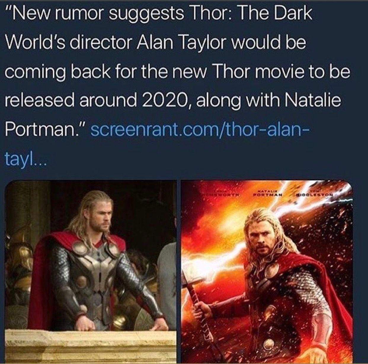 Insert Peter Parker Glasses Meme New Thor Movie The Dark