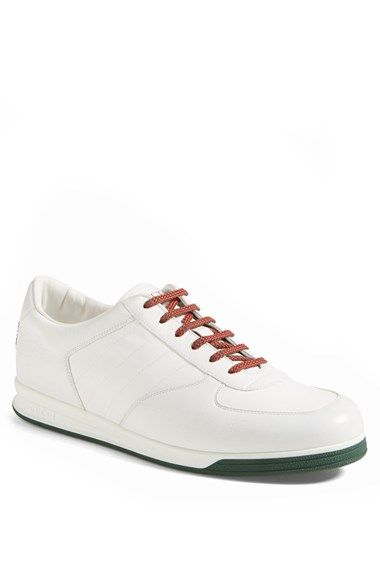 c15f5bf4f Gucci 'Tennis 84' Sneaker (Men) available at #Nordstrom | old school ...