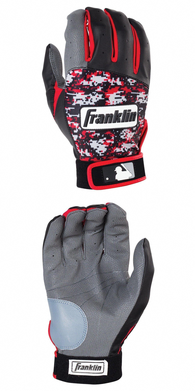 Batting Gloves 181351 Franklin Sports Mlb Digitek Youth Batting