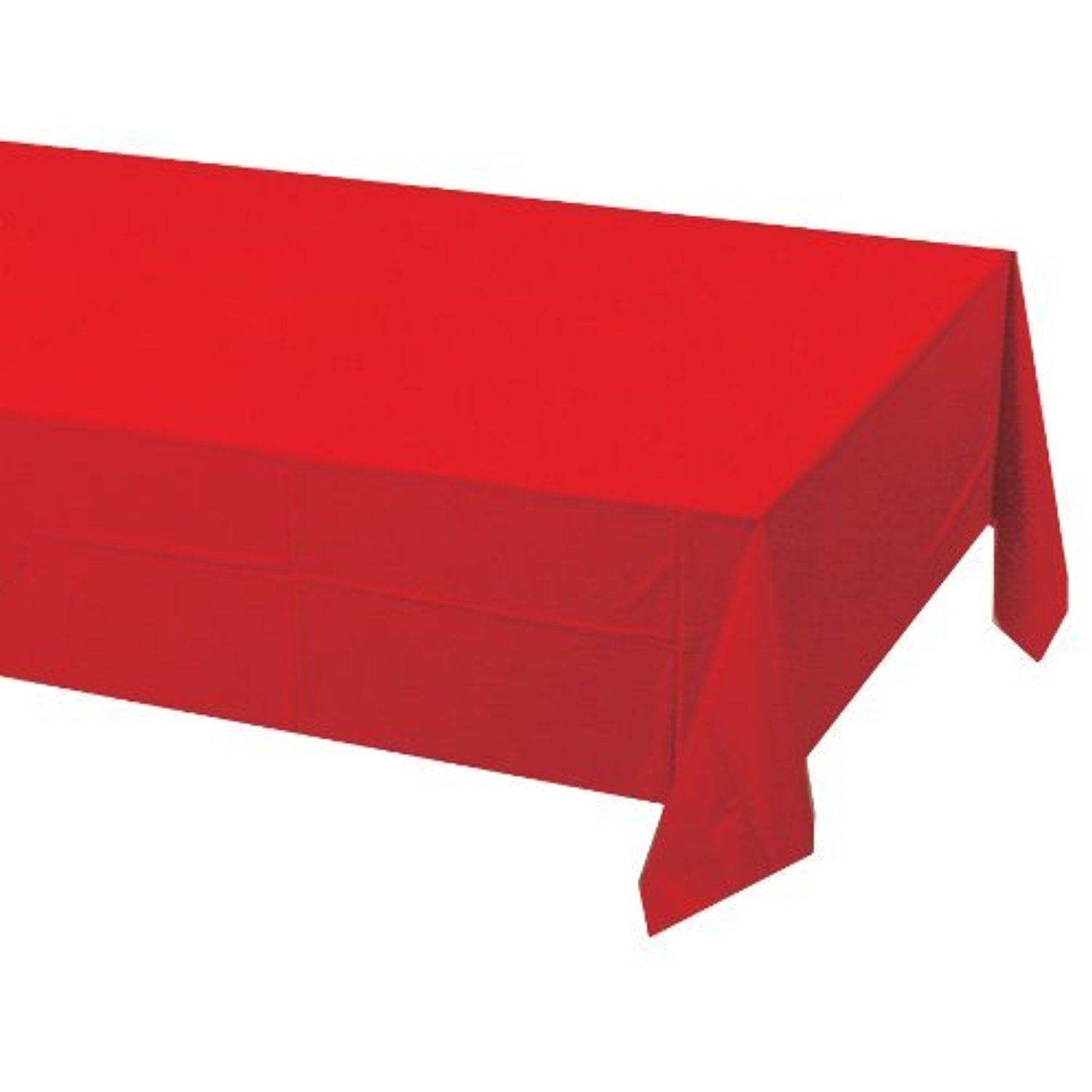 Creative Converting Table Covers Red Value 3 Pack Read More