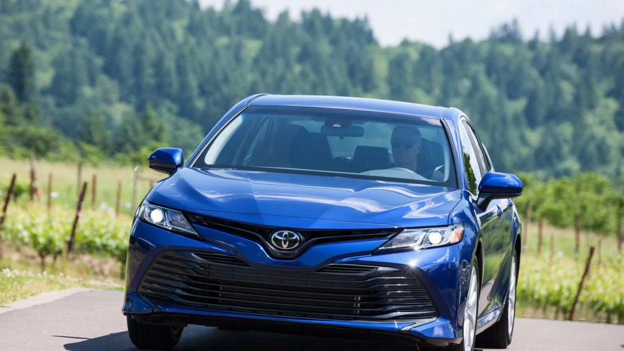 LOOK!! Toyota Camry 2018 XSE What We Know https//youtu.be