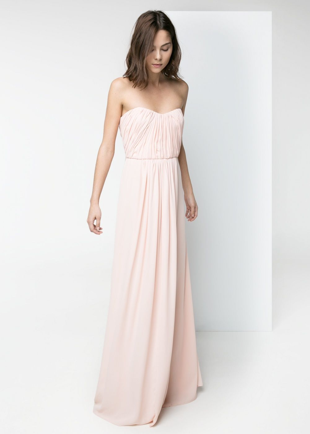 Contrast heel sandals robes gowns and mango contrast heel sandals gown dressmangonecklinebridesmaid ombrellifo Image collections