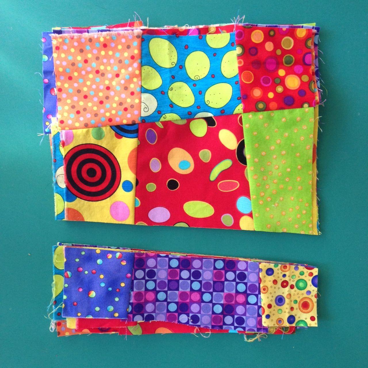 Stitch a Quick and Easy Crazy Nine Patch Quilt Pattern | Patterns ... : crazy nine patch quilt - Adamdwight.com