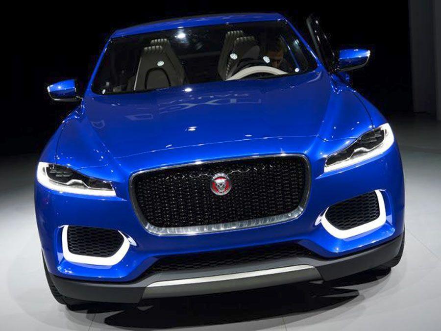 Jaguar F Pace Jaguar Suv Sports Car