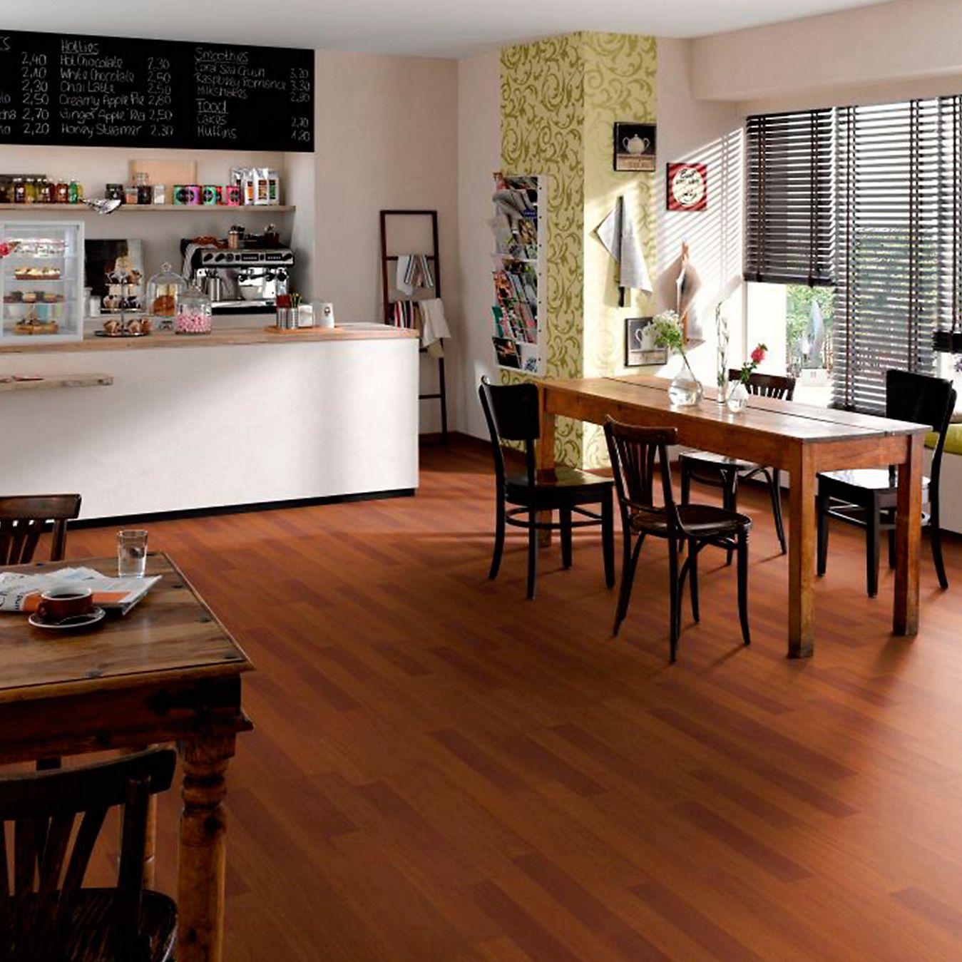 77 Escritorio De Oficina Laminado   Natural oak flooring ...