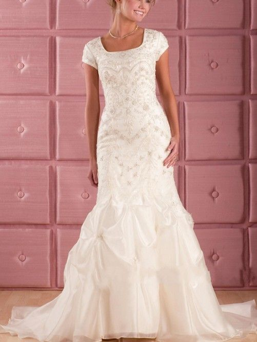 Wedding dress! Must have! | Modest wedding dresses ...