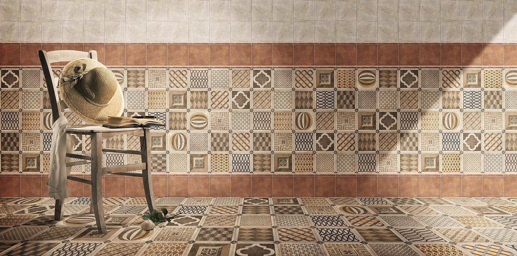 Испанская Напольная Плитка: 240+ (Фото) в Ванной, Кухни ...