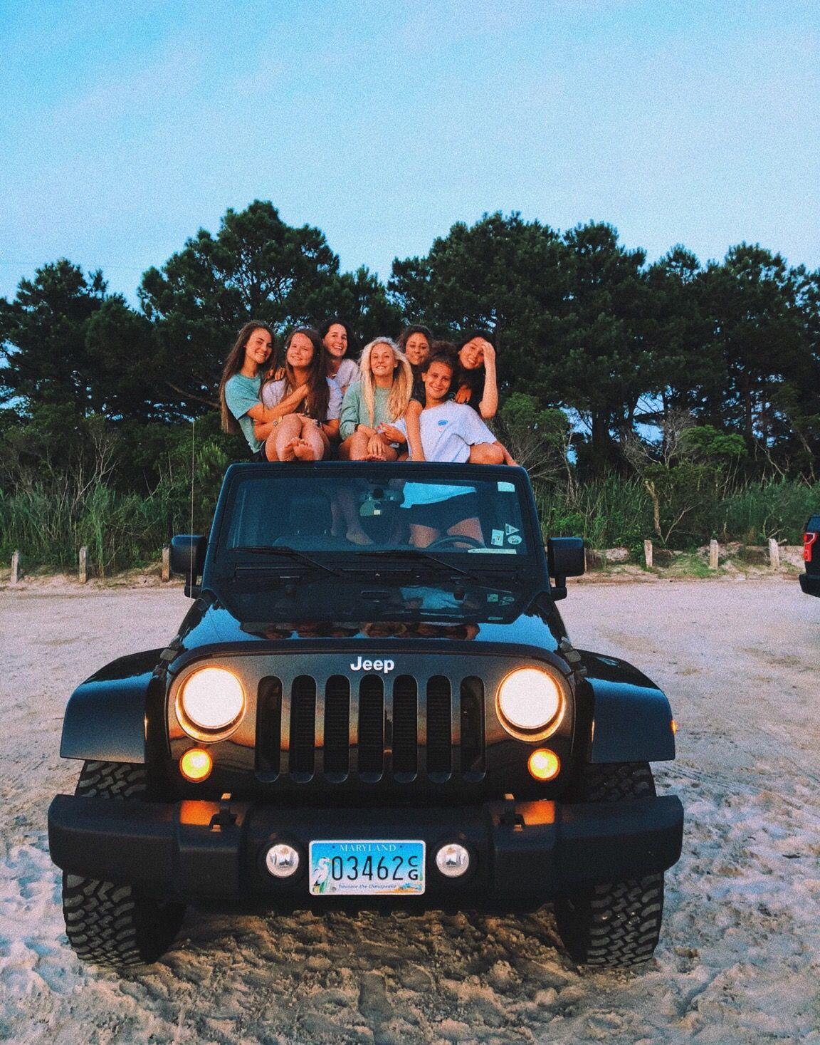 Jeep Vsco Friends