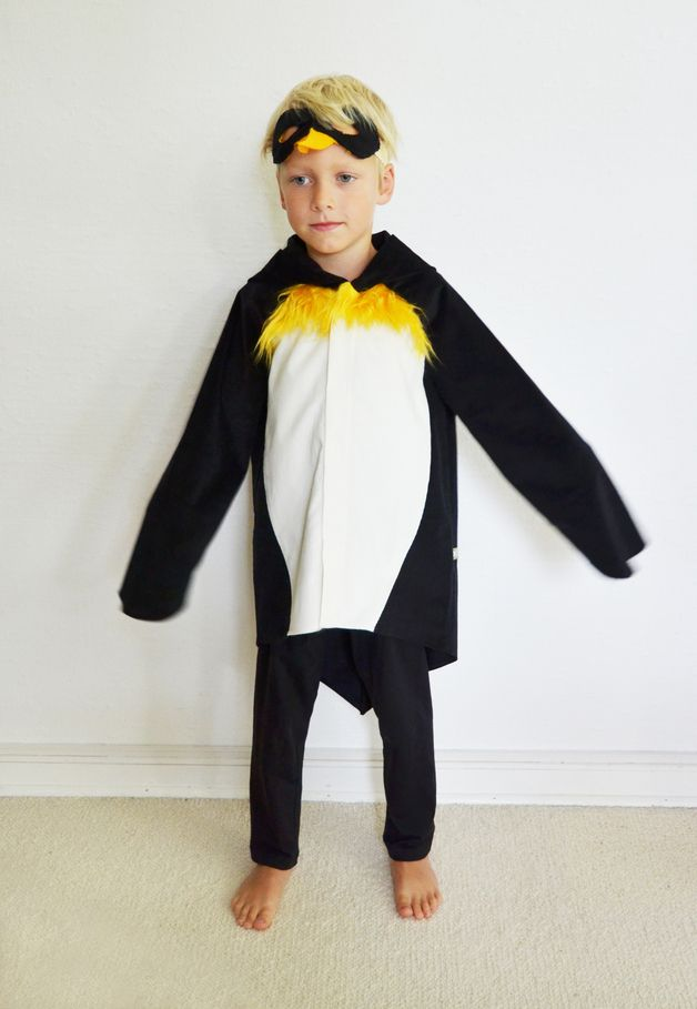 FANCY DRESS TODDLER/'S PENGUIN COSTUME PINGU COSTUME