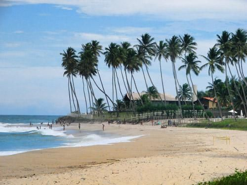Porto de Galinhas - Pernambuco  Belezas naturais