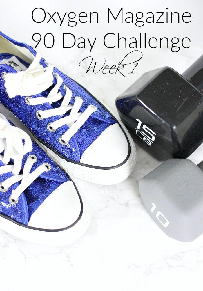 Oxygen Magazine 90 Day Challenge 2017