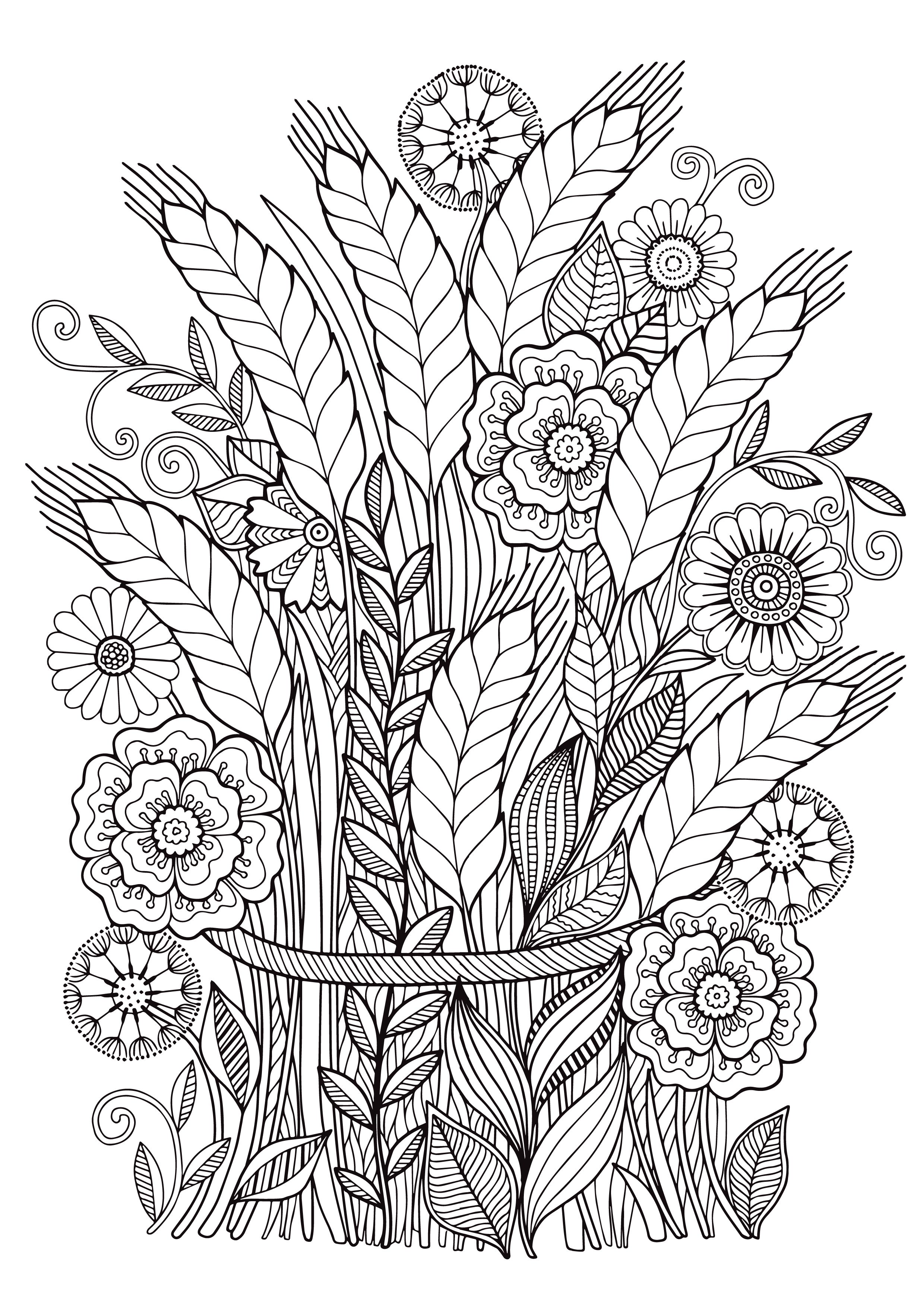 Mindfulness Coloring Summer Coloring Pages Abstract Coloring Pages Coloring Pages