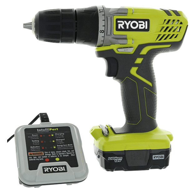 Top 10 Best Ryobi Cordless Drills Review A Complete Guide 2020 Drill Driver Cordless Drill Reviews Ryobi