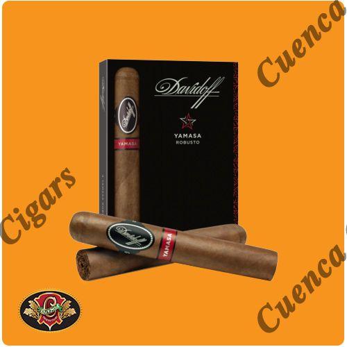 Davidoff Yamasa Robusto Cigars - Box of 4 - Price: $57.90