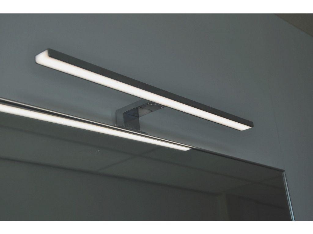 Badkamer Spiegel Verlichting : Wiesbaden edge led spiegelverlichting cm in spiegels