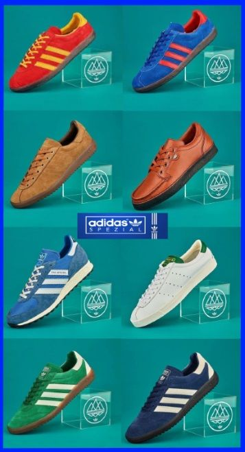 best service d17eb 141a0 Adidas Spezial AW17 releases - I ain t no fan of the  Winter Hill!!!