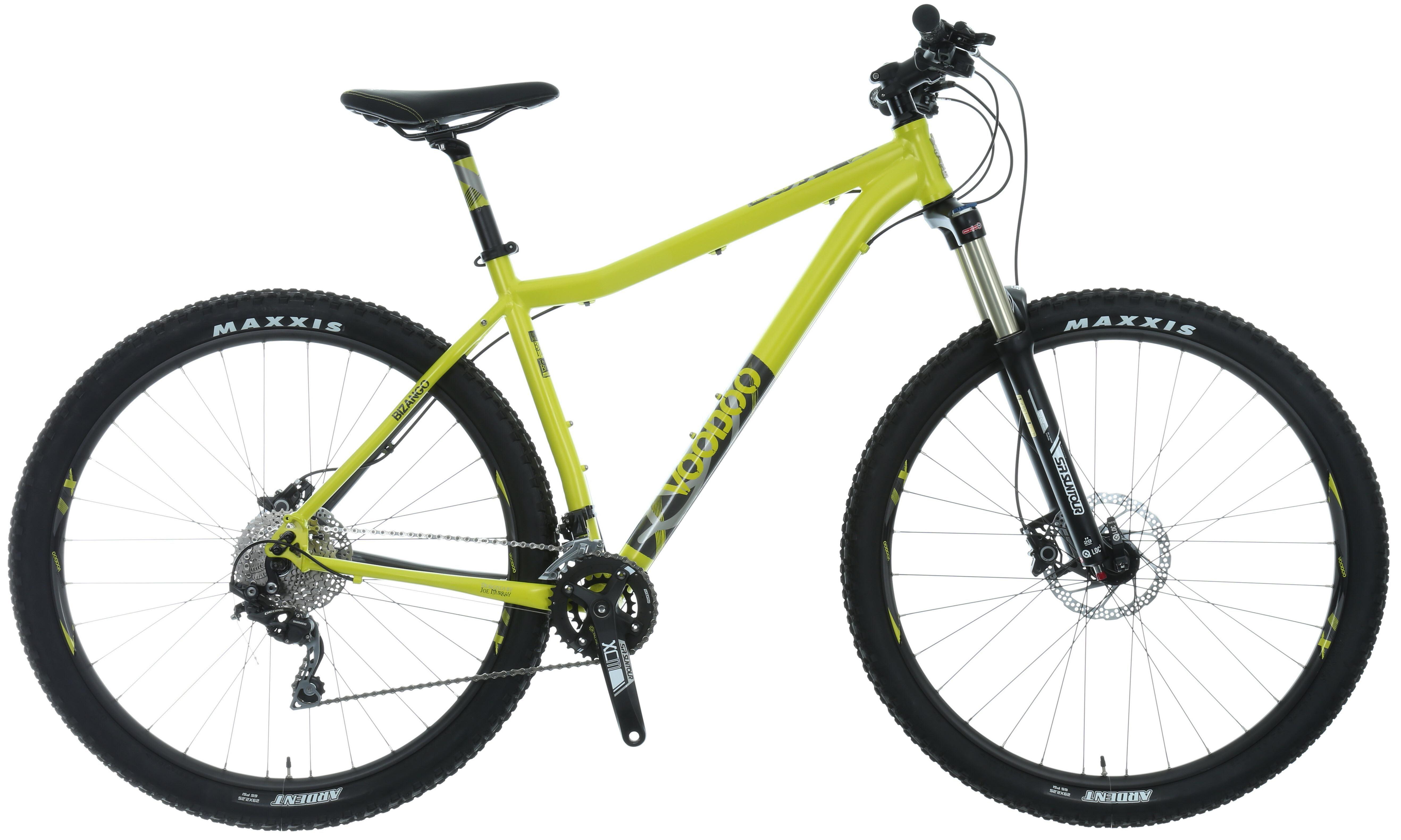 Voodoo Bizango 29er Mountain Bike 29er Mountain Bikes Mens