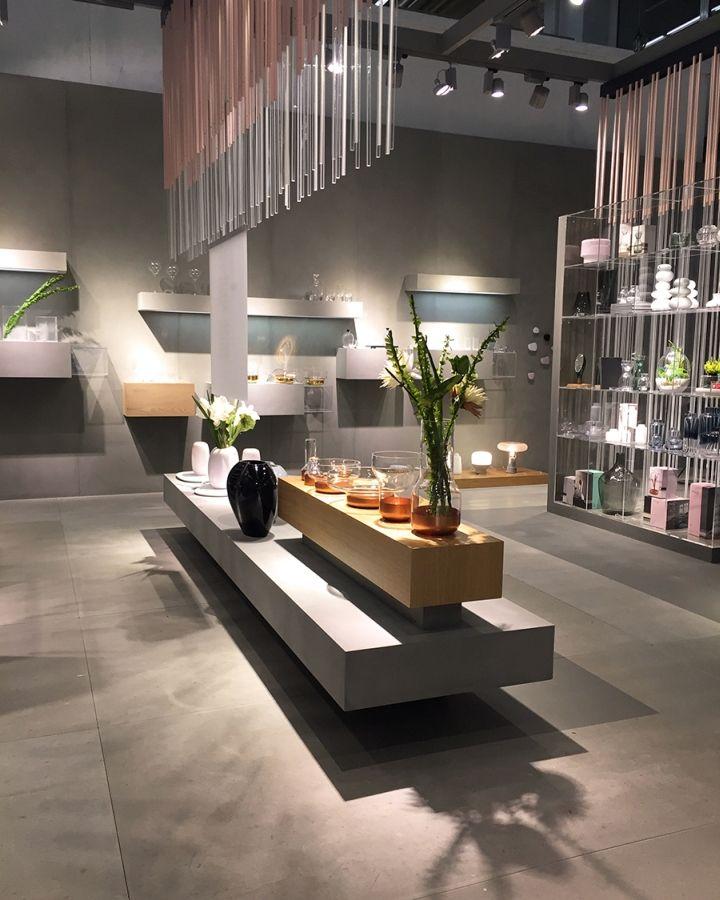 » Nude showroom by Demirden Design, Istanbul - Turkey