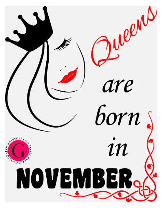Women Birthday Queens Are Born In September Birthday Girl Quotes