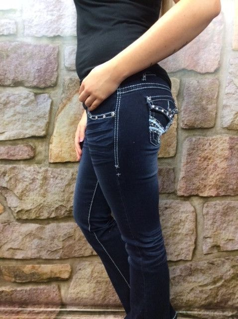 Forever In Blue Jeans - Boot Cut - JEAN398BC