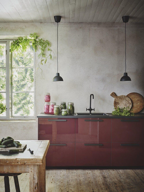 Ikea Printemps 2020 Nouvelle Collection Meubles Et Decoration En 2020 Frente De Cocina Decoracion De Unas Estampacion En Tela