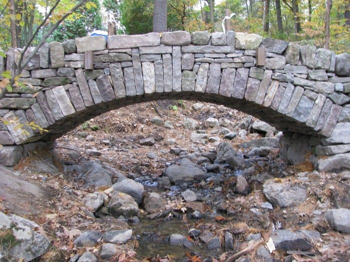 Stone Bridge Dream Garden Pinterest Bridge Stone