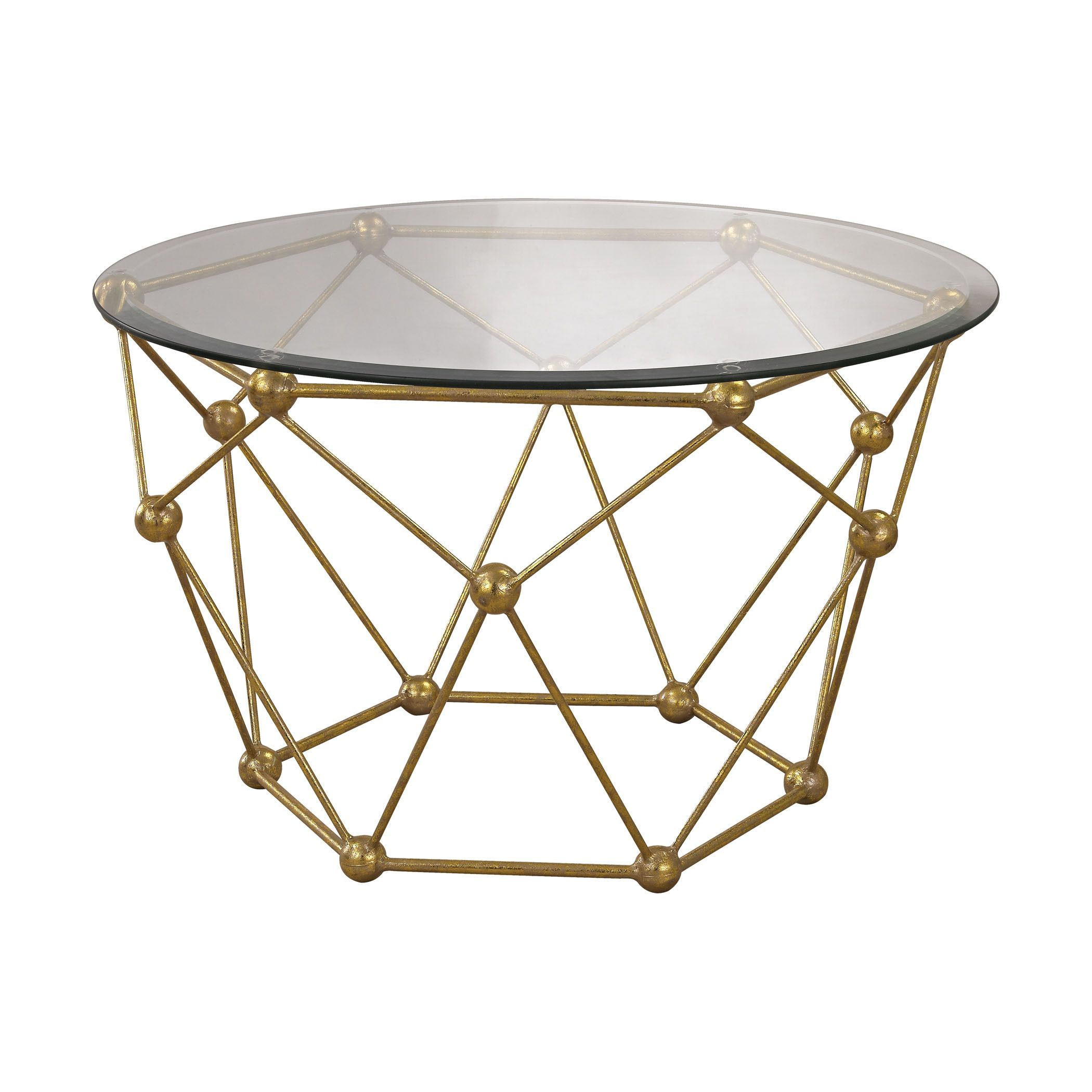 Sterling molecular accent table interiors elk lighting and sterling molecular accent table geotapseo Image collections