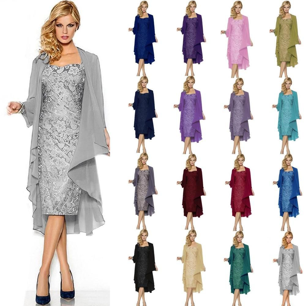 Kleid mit jacke 44