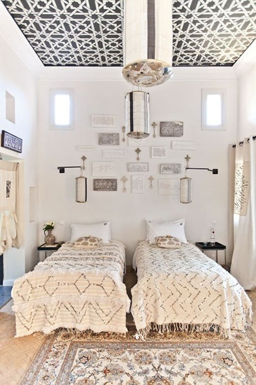 . 60 Mesmerizing Modern Moroccan Interiors   My Moroccan Room
