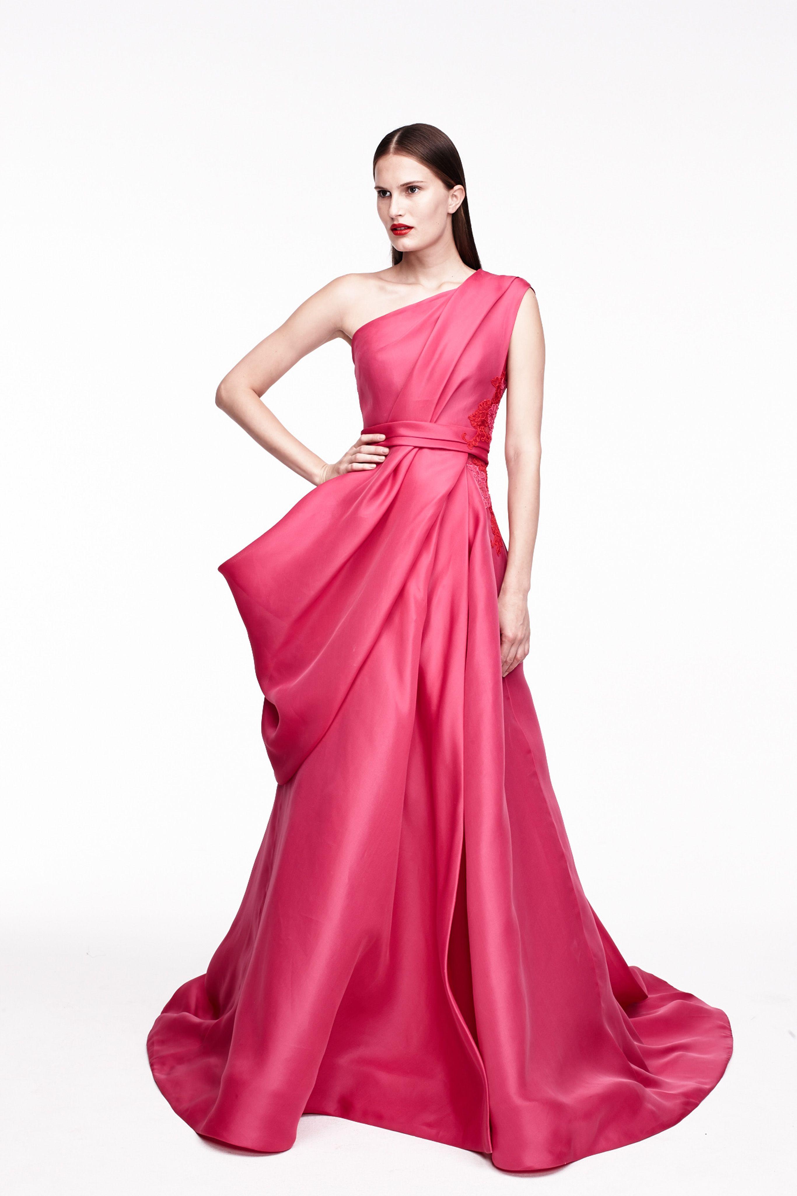 Monique Lhuillier Resort 2015 | Incredible gowns | Pinterest ...