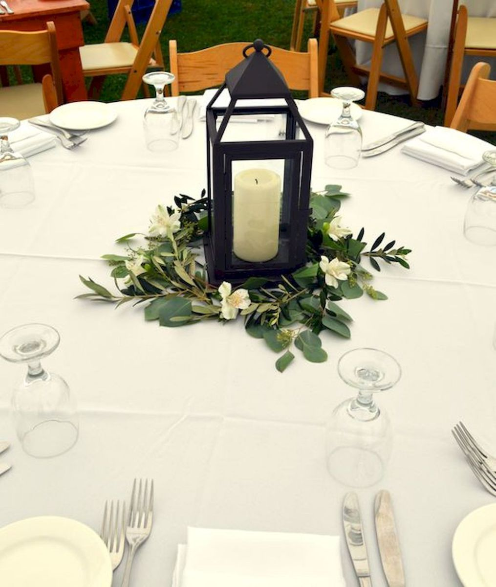 26 Simple Greenery Wedding Centerpieces Decor Ideas | Wedding ...