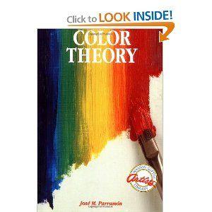 Color Theory Book | Ajustice\'s Sensation/Perception Board | Pinterest