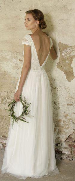 Gefunden Bei Happy Brautmoden Brautkleid Hochzeitskleid Vintage Boho