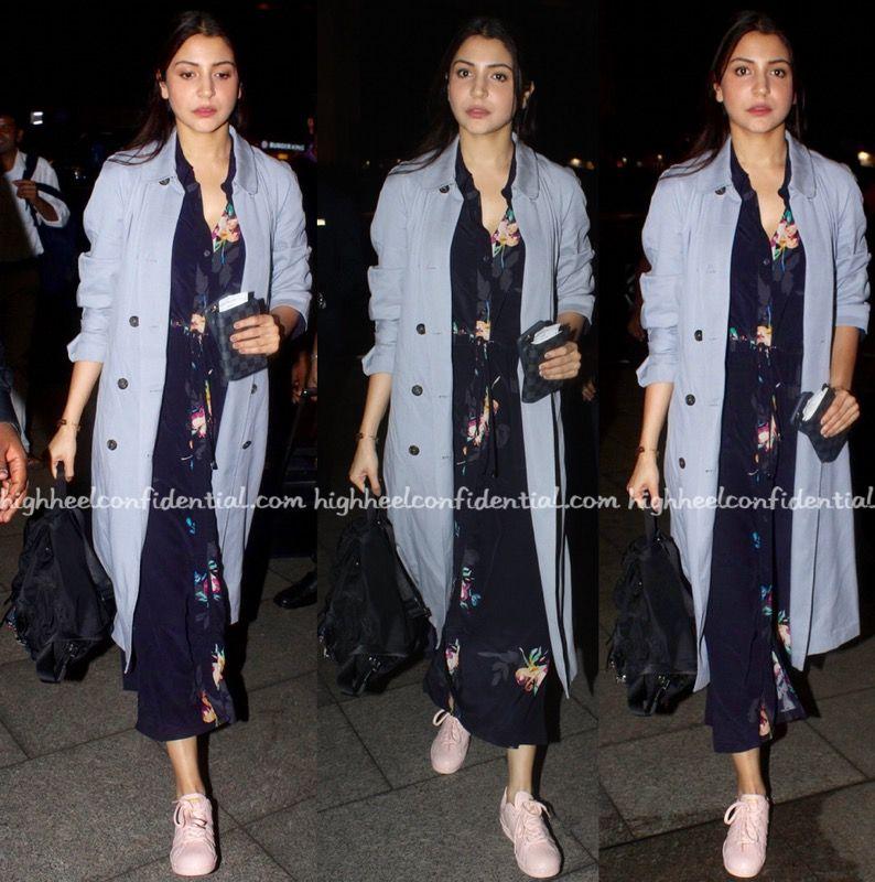 Celeb Style Celebrity Style Bollywood Fashion Prada Backpack