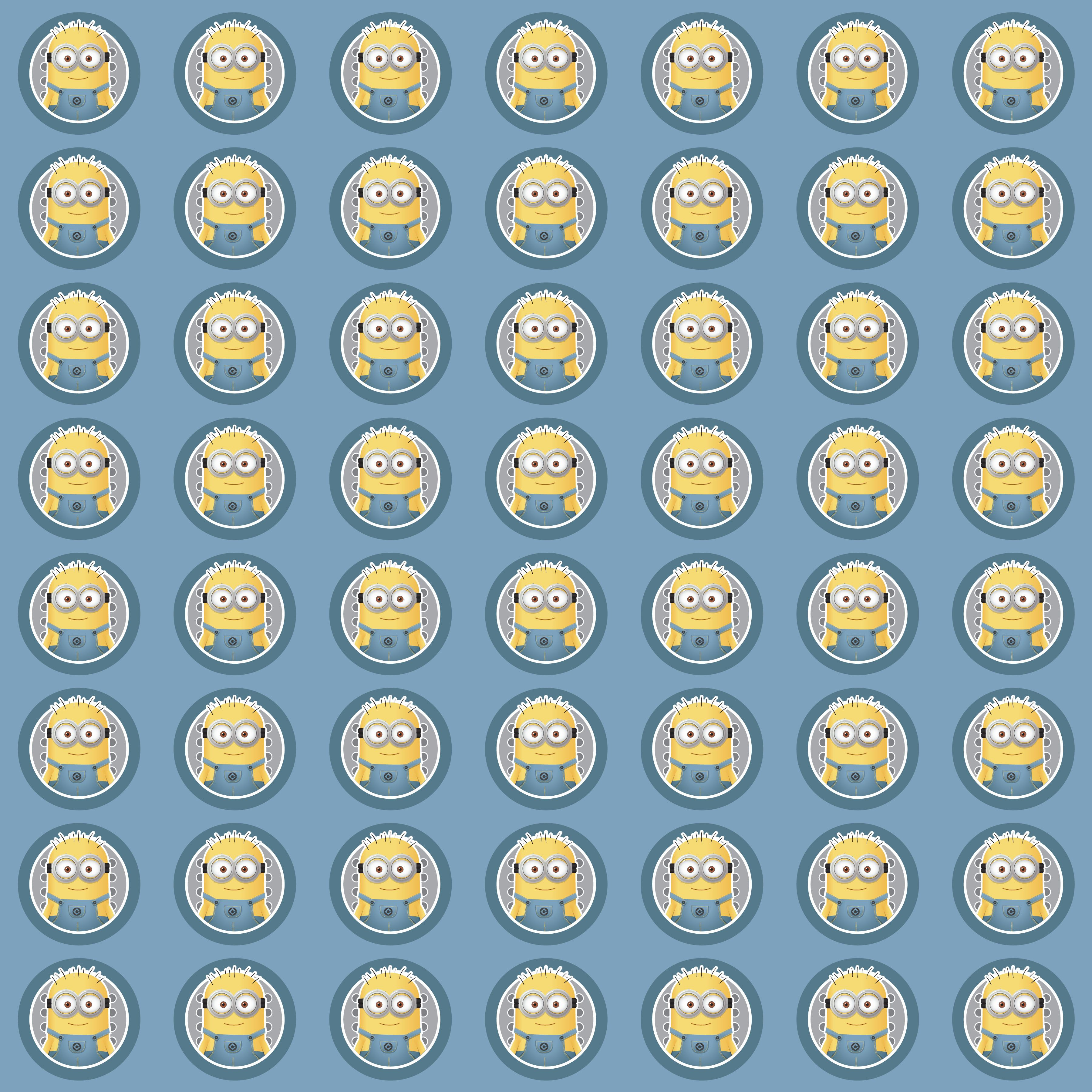Minion   Papeles para scrap   Pinterest   Patterns